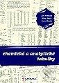 Chemické a analytické tabulky - Náhled učebnice