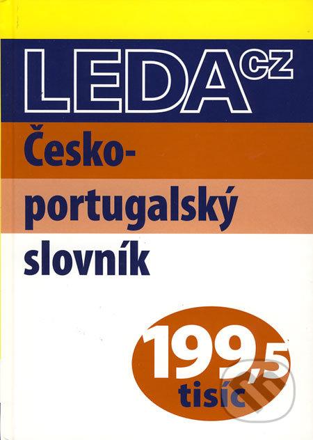 Leda Česko-portugalský slovník - Sylva Hamplová, Jaroslava Jindrová
