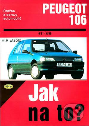 Peugeot 106 od 9/91 do 6/96 - Hans-Rüdiger Etzold