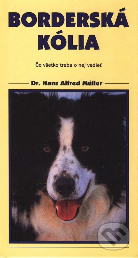 Borderská kólia - Hans Alfred Műller