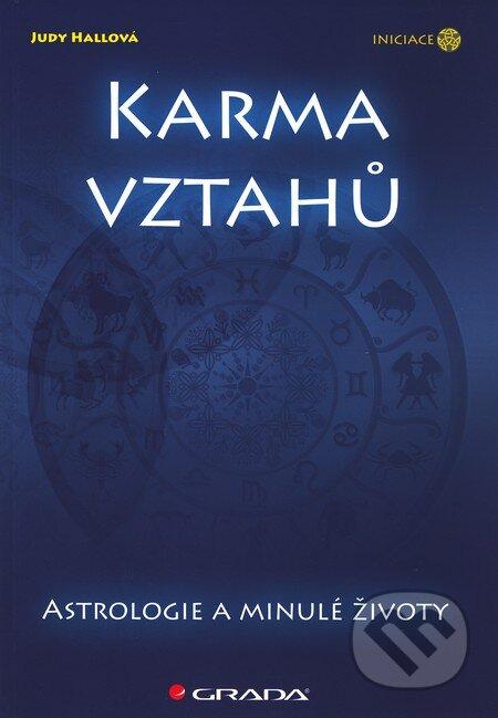 Karma vztahů - Judy Hallová