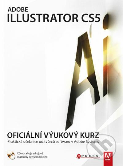 Adobe Illustrator CS5: Oficiální výukový kurz - Náhled učebnice