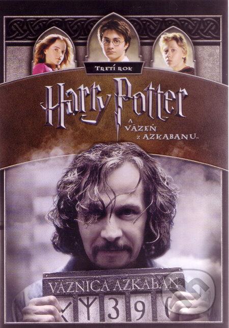 Harry Potter a väzeň z Azkabanu (1 DVD) DVD
