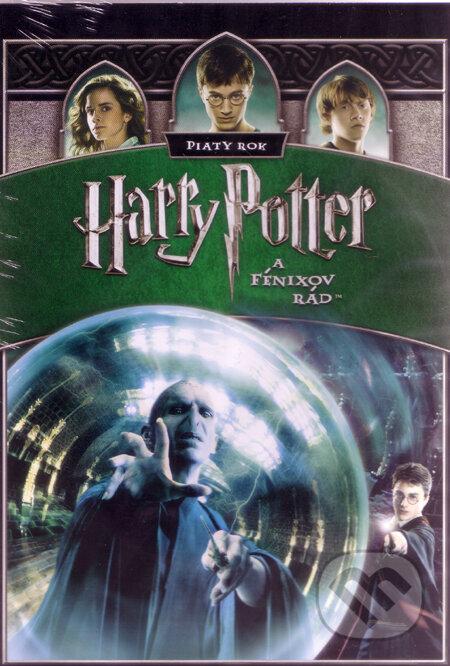 Harry Potter a Fénixov rád (1 DVD) DVD