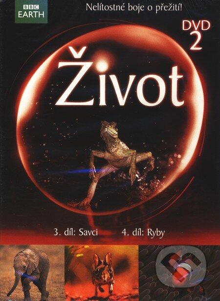Život 2 - BBC DVD