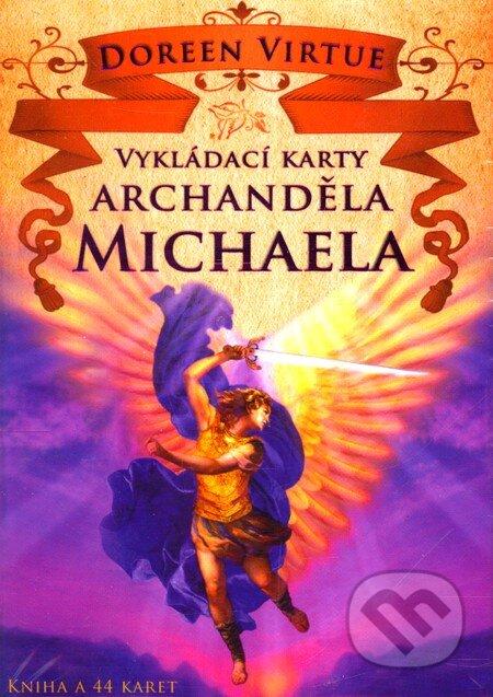 Vykládací karty Archanděla Michaela - Doreen Virtue