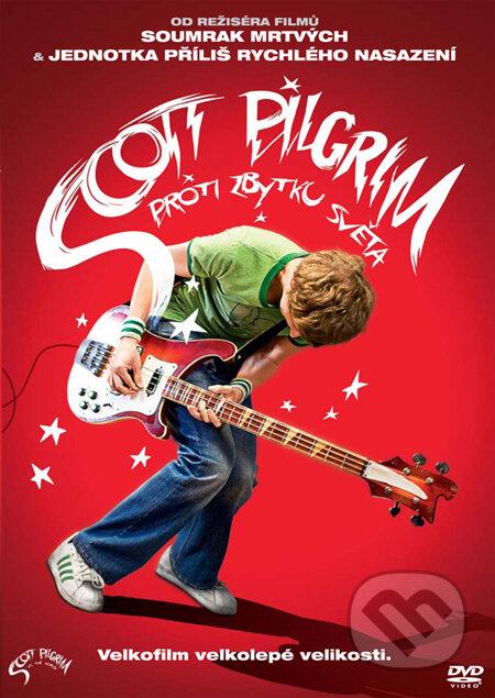 Scott Pilgrim proti zbytku světa DVD