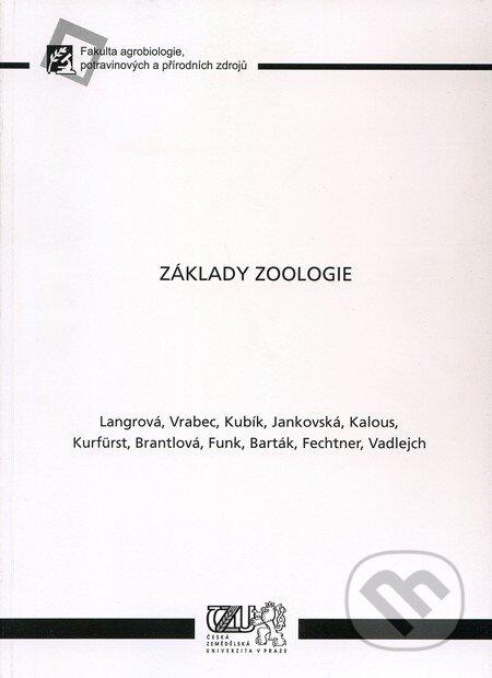 Základy zoologie - Náhled učebnice