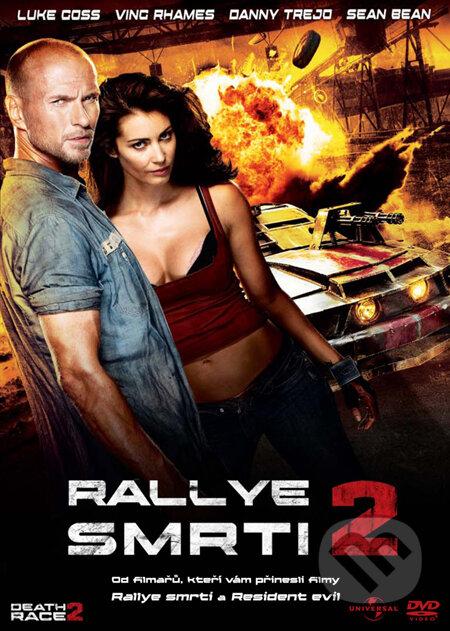 Rallye smrti 2 DVD