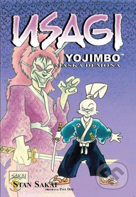 Usagi Yojimbo 14: Maska démona - Stan Sakai