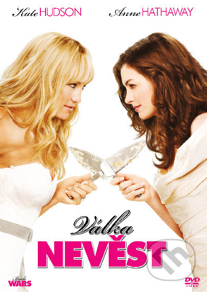 Válka nevěst DVD