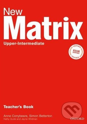 New Matrix - Upper-intermediate - Teacher\'s Book - Kathy Gude