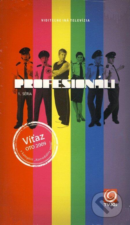 Profesionáli - 1. séria DVD