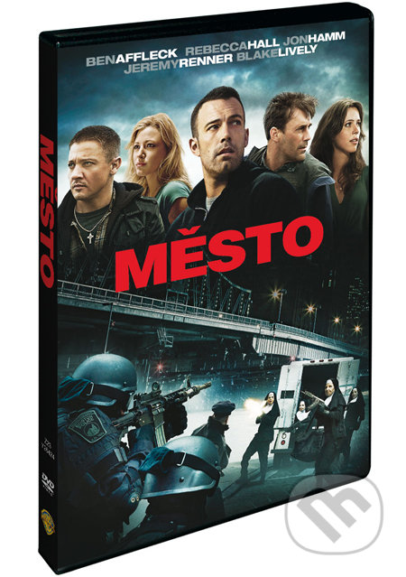 Město DVD