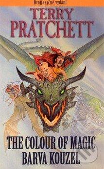 Barva kouzel / The colour od magic - Terry Pratchett