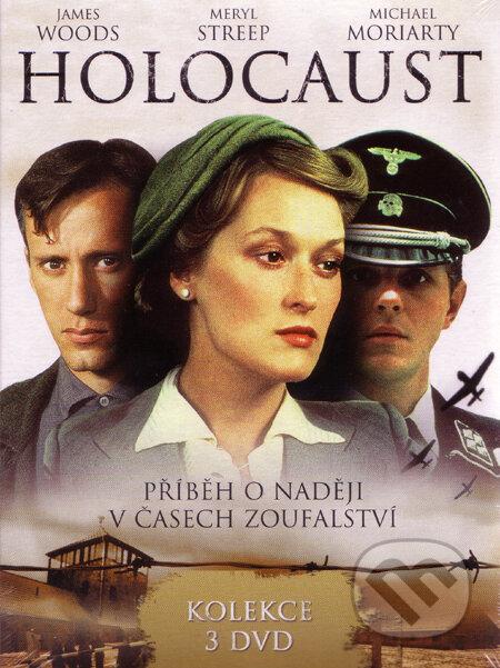Holocaust - Kolekcia 3 DVD DVD