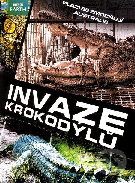Invaze krokodýlů - BBC DVD