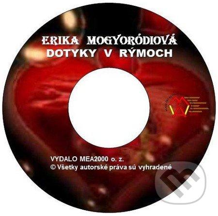 Dotyky v rýmoch (e-book v .doc a .html verzii) - Erika Mogyoródiová