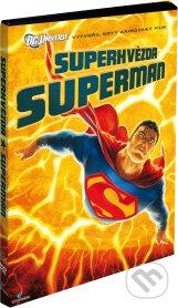 Superhvězda Superman DVD