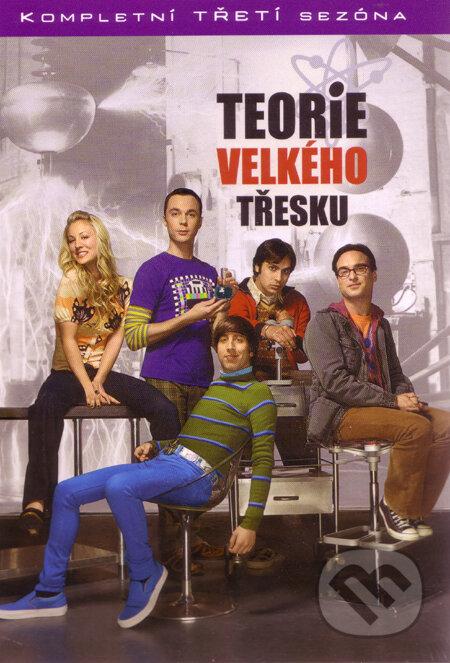 Teorie velkého třesku - 3. série DVD
