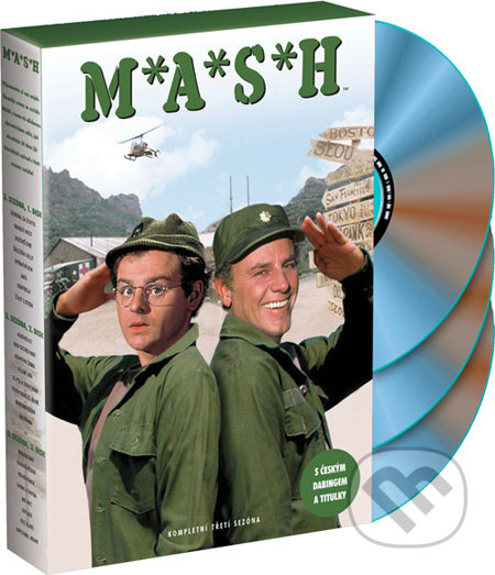 M.A.S.H. (seriál) - 3. séria DVD