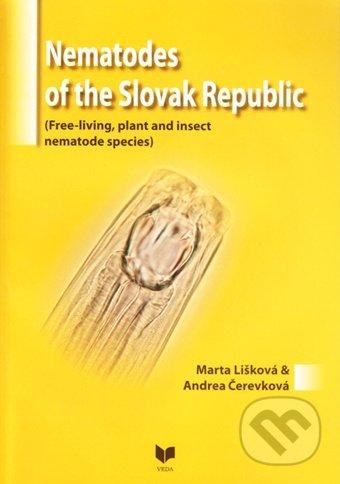 Nematodes of the Slovak Republic - Marta Lišková, Andrea Čerevková