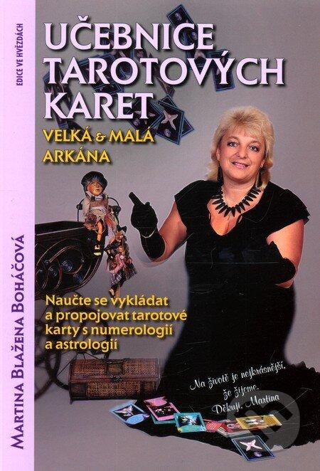Učebnice Tarotových karet - Martina Blažena Boháčová