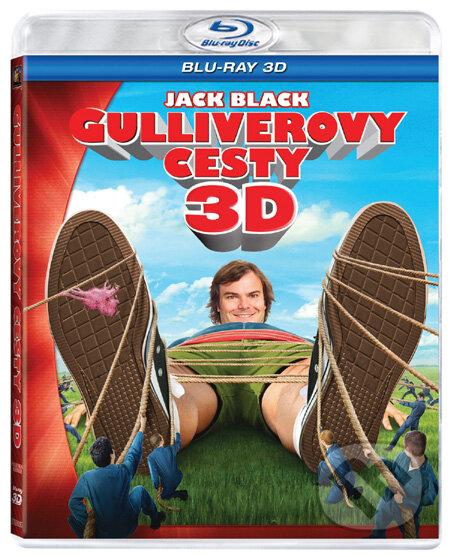 Gulliverovy cesty - 3D verzia BLU-RAY