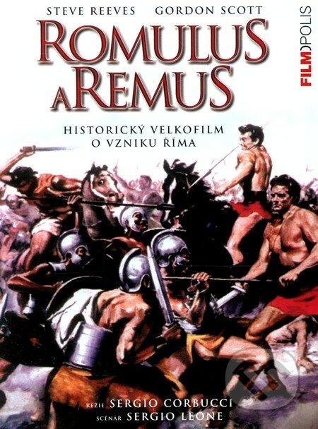 Romulus a Remus DVD