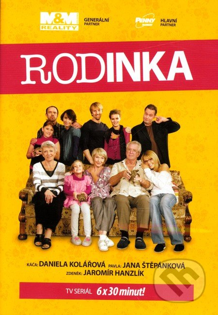 Rodinka DVD