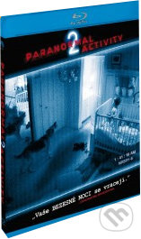 Paranormal Activity 2 BLU-RAY