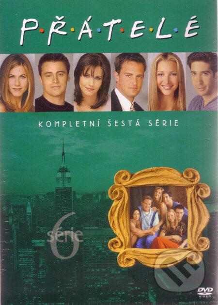 Přátelé - 6. série DVD