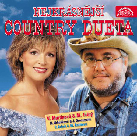 Nejkrásnější country dueta -