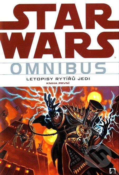 Star Wars: Omnibus - Letopisy rytířů Jedi -