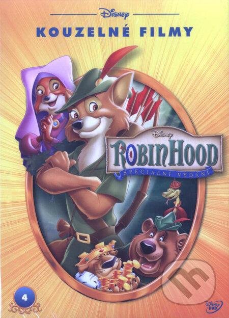 Robin Hood DVD