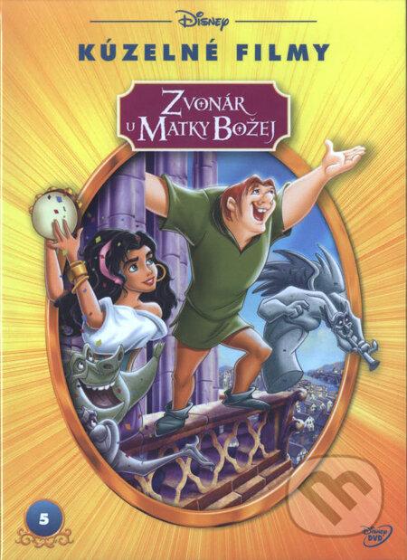 Zvonár u Matky Božej DVD