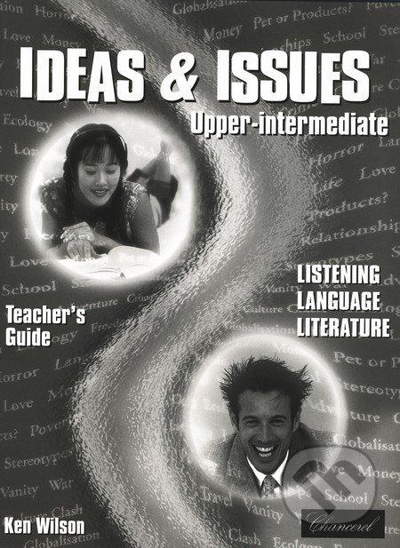 Klett Ideas and Issues - Upper-intermediate - Teacher's Guide -