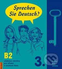 Sprechen Sie Deutsch? 3 (Kniha pro učitele) -