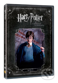 Harry Potter a Tajomná komnata DVD