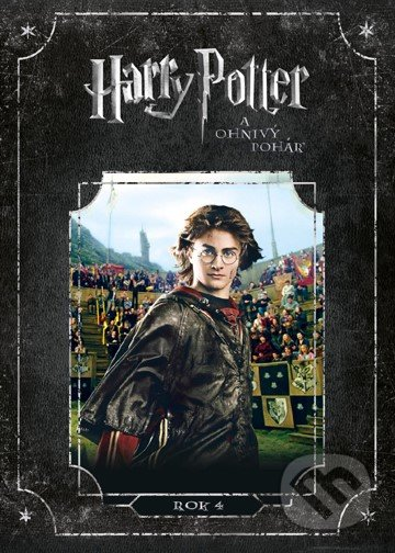 Harry Potter a Ohnivá čaša (1 DVD) DVD
