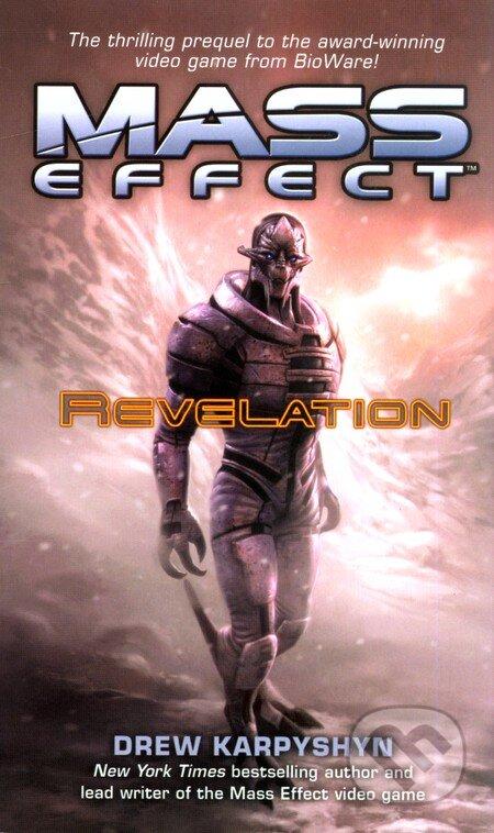 Mass Effect: Revelation - Drew Karpyshyn