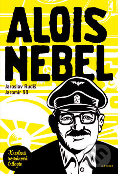 Alois Nebel - Jaroslav Rudiš
