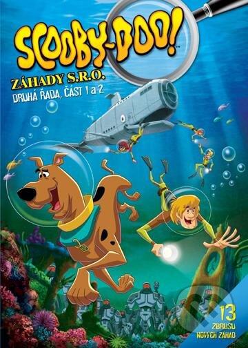 Scooby Doo: Záhady s.r.o. DVD