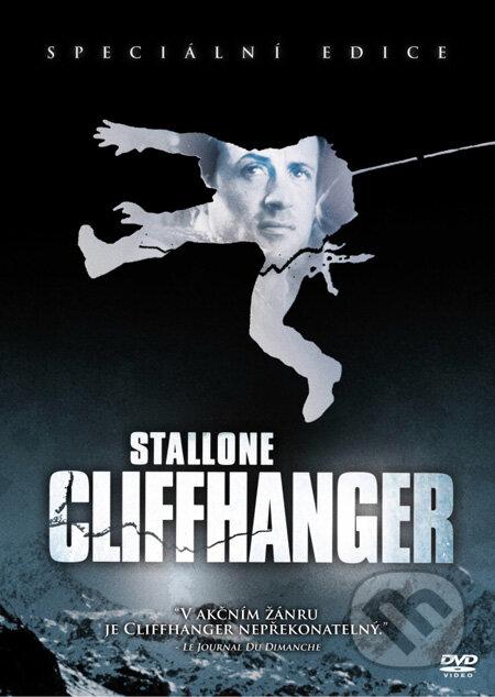 Cliffhanger DVD