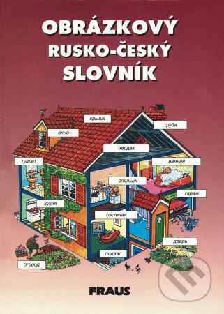 Obrázkový rusko-český slovník -