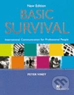 New Basic Survival - Student Book - Peter Viney
