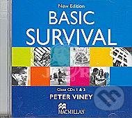 New Basic Survival - Class Audio CD - Peter Viney
