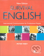 Survival English - Student\'s Book - Peter Viney