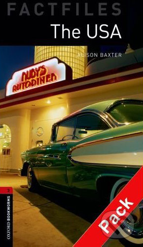 The USA - Factfile + CD - Alison Baxter