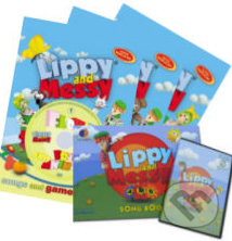 Lippy and Messy - Komplet DVD